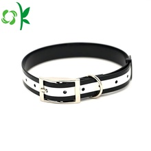 Waterproof Soft Dog Collar Reflective Pet Dog Collar