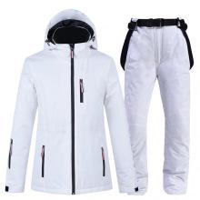 Ms Warm Ski Suit Bewegungsschutz