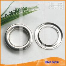 Oeilletes à rideau métallique en laiton 40mm BM1569
