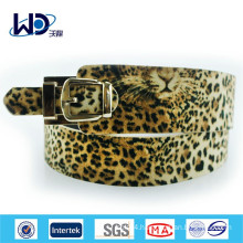 2015 Fashion ladies leopard belts