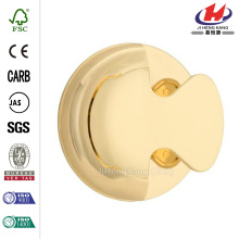 S-Series Bright Brass Passage Lever