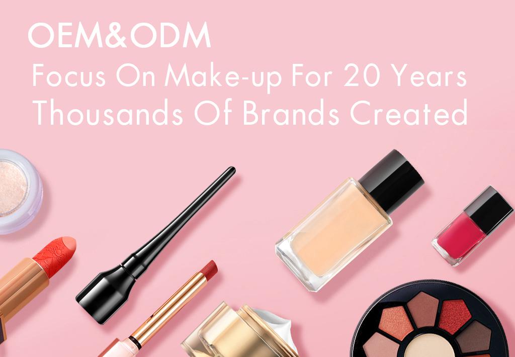 4. Three-color lipstick OEM&ODM