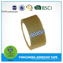 2015 hot sale strong adhesive packing carton sealing clear reflective tape