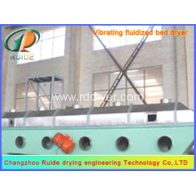 Vibrating Fluid Bed Drier for Edible Sugar