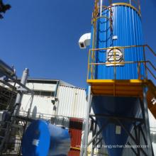 Secador de pulverizador centrífugo da série do LPG apropriado para o material senstive do calor