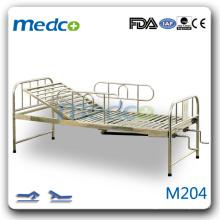 M204 Deux manivelles manuelle manuel patient