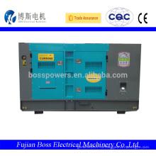 Генераторные установки с двигателем Cummins 32 кВт 1800 об / мин