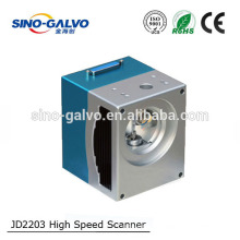 Sino-Galvo Markierungs-Maschine zerteilt 10mm Blendenöffnung CO2 Laser Galvo Kopf mit CER