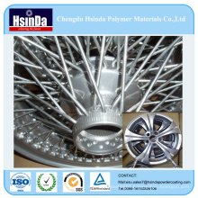 Epoxy Polyester Spray Powder Coating for Alloy Wheel