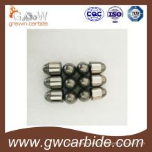 Bits de botão de carboneto de tungstênio para rocha / broca