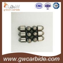 Волокнистые карбидные кнопки для использования в рок / дрели