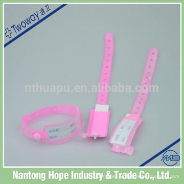 Krankenhaus ID Armbänder für Mama Kinder