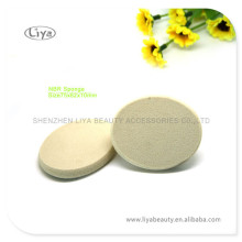 Natural Latex Face Sponge for Lady Make Up