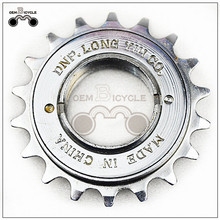 18T single bicycle freewheel