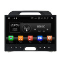 Android 8.1 OS Multimedia Player voor Sportage 2010-2012