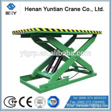 Single&Double&Three Electric Scissor Lift Table/Platform