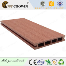 Exterior balcony flooring / wood plastic patio composite decking