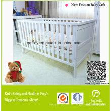 Muebles de casa de cuna de bebé con cajón