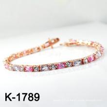 Самые последние ювелирные изделия способа браслета типа 925 серебряные (K-1789. JPG)