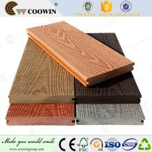 Decking price wood plastic composite