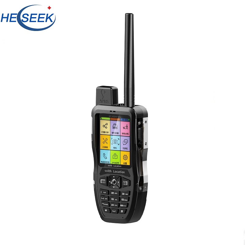 3G Handheld Walkie Talkie GPS Tracker