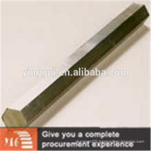 A7050 ALUMINIUM ALLOY ANODIZE HEXAGONAL ROD