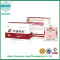 Fabricante certificado GMP Ciprofloxacin Soluble Powder para animales