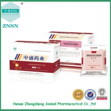 GMP-zertifizierter Hersteller Ciprofloxacin Soluble Powder für Tiere