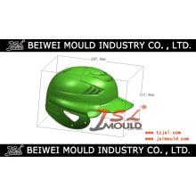 Fábrica de moldes de capacete de futebol de plástico de alta qualidade