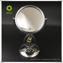 2017 chaud nouveaux produits miroir de maquillage de table