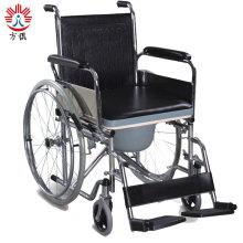 Ducha para silla de ruedas con inodoro para discapacitados