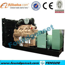 Gerador a diesel de 20KW-1000KW com controle automático de grupo gerador