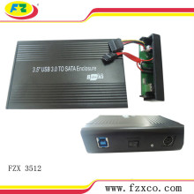 3.5 USB 3.0 SATA HDD Enclosure