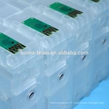 Pour Epson T6781 T6782 recharge cartouche d'encre pour Epson WP-4011
