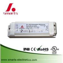 conducteur de 12v 12w LED de triac dimmable de mini taille pour la lumière menée de panneau