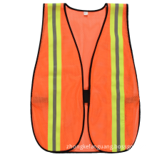 100% polyester mesh Cheap reflective warning vest