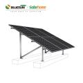 100kw d'énergie solaire de Bluesun sur la maison de système d'énergie solaire de la maison de grille pour l'usage industriel