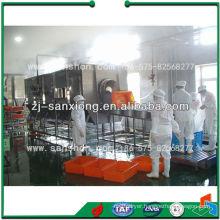 Mushroom Blanching Machine Blanching Equipment Blancher