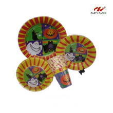 Hot Sales High Quality Customer Halloween Tableware Set