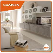 Great durability vitrine living room cabinets
