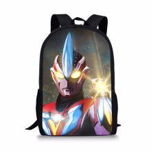 Logo Custom Canvas Backpack Men and Women Korean Style Simple School Bag for Primary and Middle School Students Bag