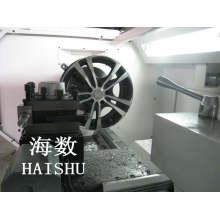 Wheel Rim Surface Polishing Machine Tool