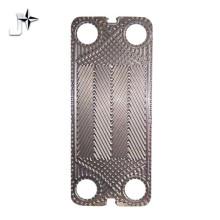Замена плоской пластины теплообменника Swep Gx51