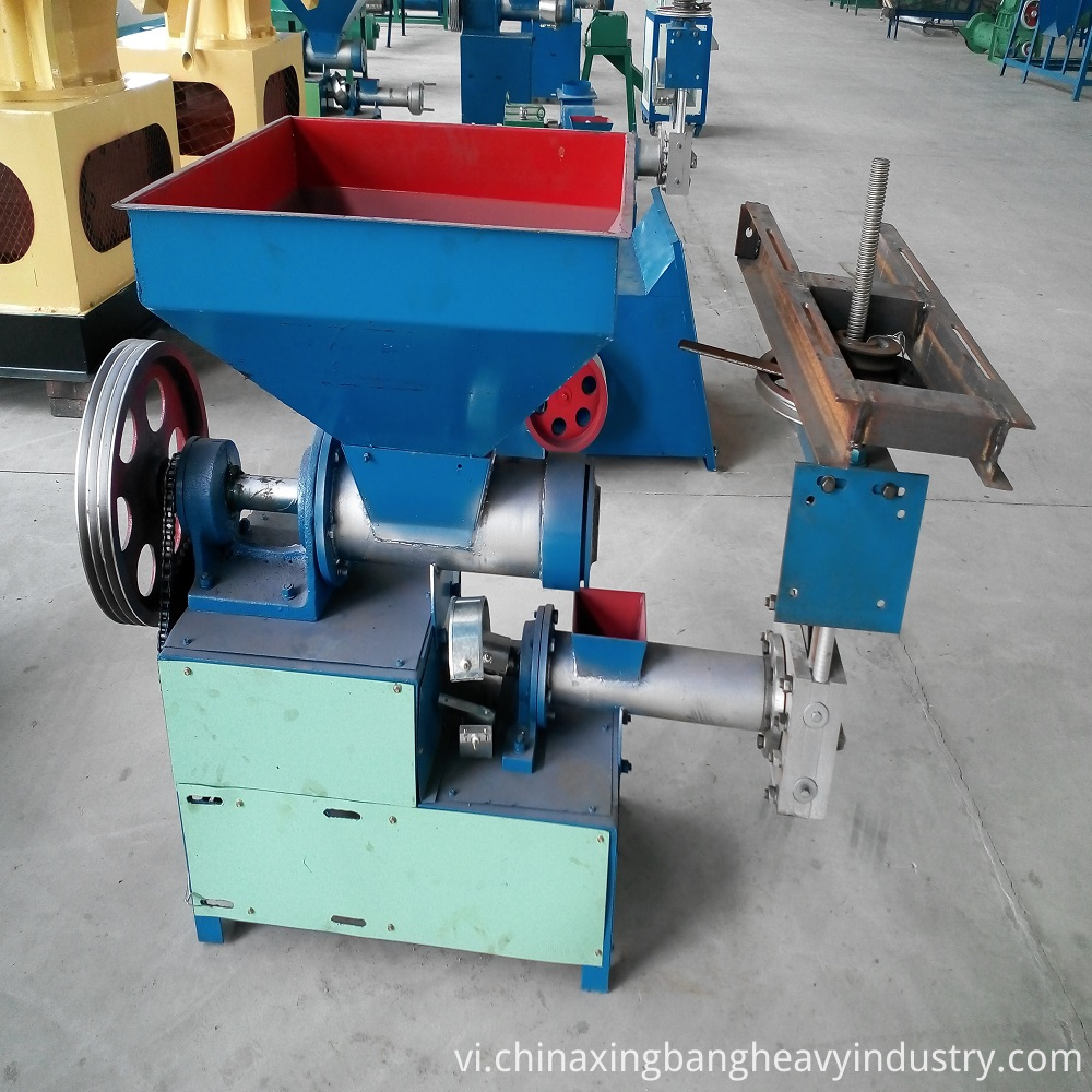 foam crusher machine price