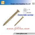 C1022A Material Galvanized Concrete Screws