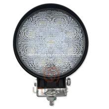 Lampe de travail Global LED camion 27W 4′′ imperméable à l'eau