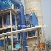 Molino de cemento Molino de pulso Filtro de filtro para equipos de eliminación de polvo