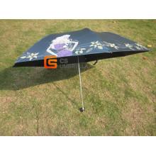 20.5 * 6 k trois volets Super Mini parapluie (YSM0008)