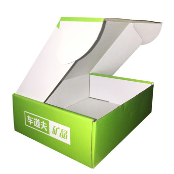 Wholesale Full Printed Corrugated Cardboard Mailing Box