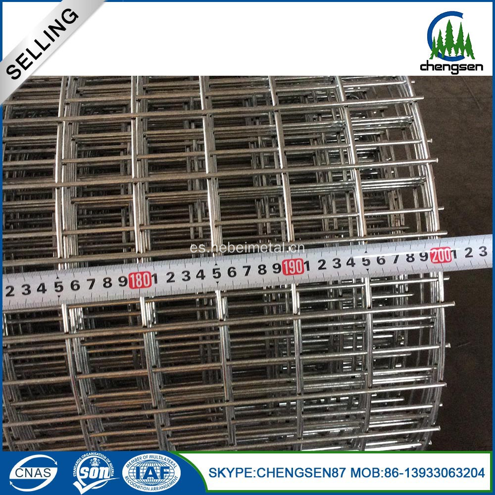 China galvanizado soldada conejo jaula alambre malla - Malla alambre galvanizado ...